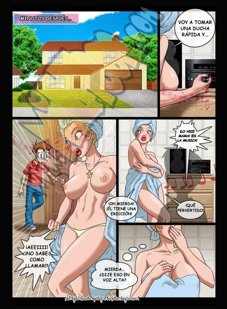 American Dream: Chapter 1 - Page 4
