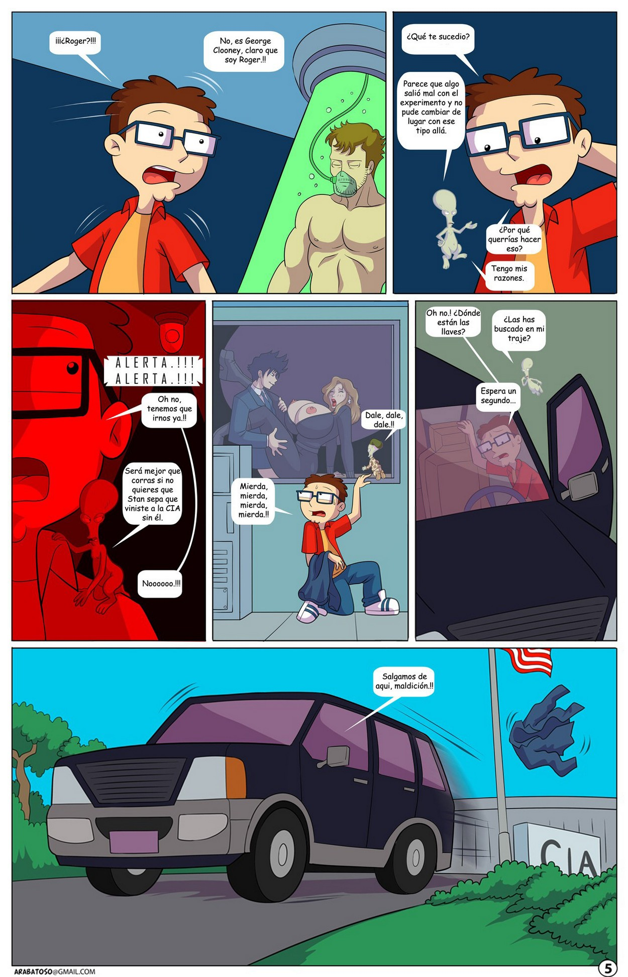American Son: Chapter 1 - Page 6