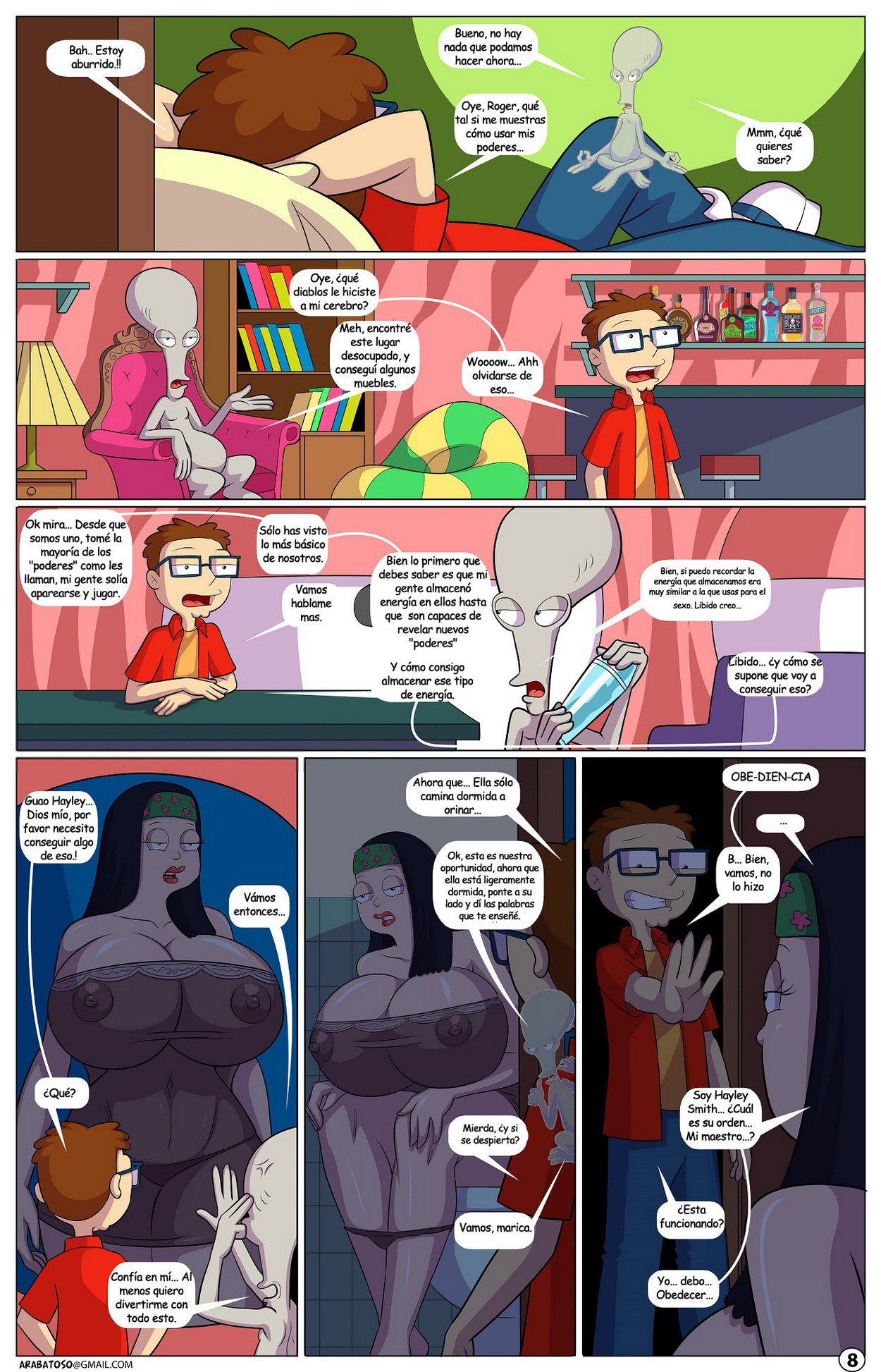 American Son: Chapter 1 - Page 9