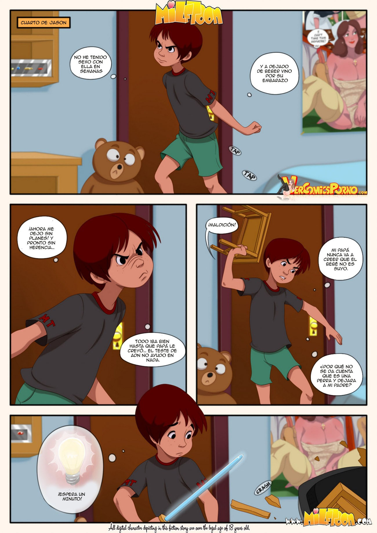 Arranged Marriage: Chapter 2 - Page 3