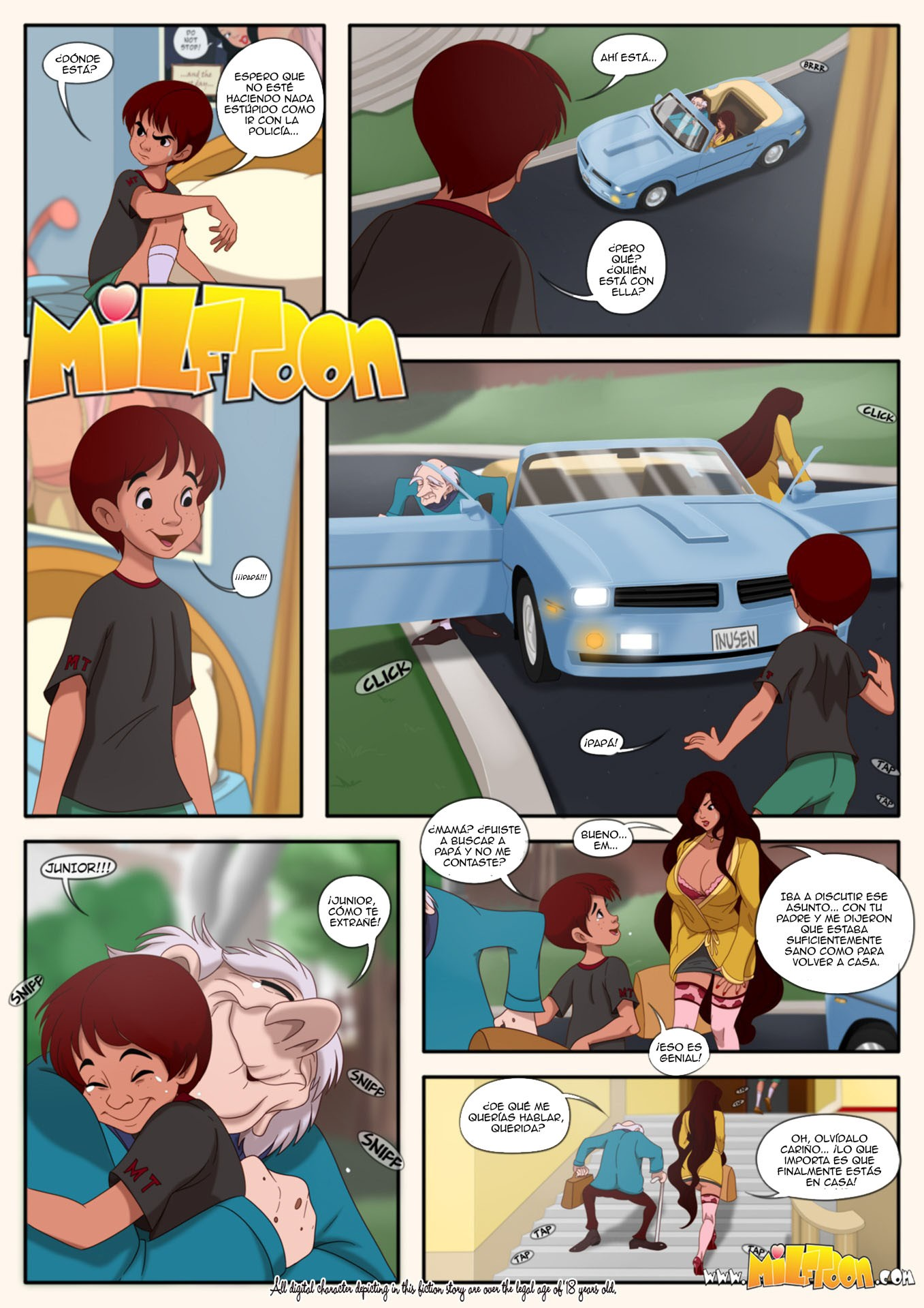 Arranged Marriage: Chapter 3 - Page 1
