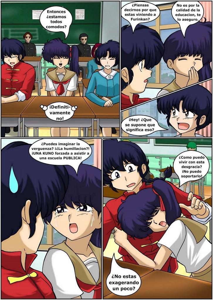 Black Rose Furinkan - Kodashi: Chapter 1 - Page 7