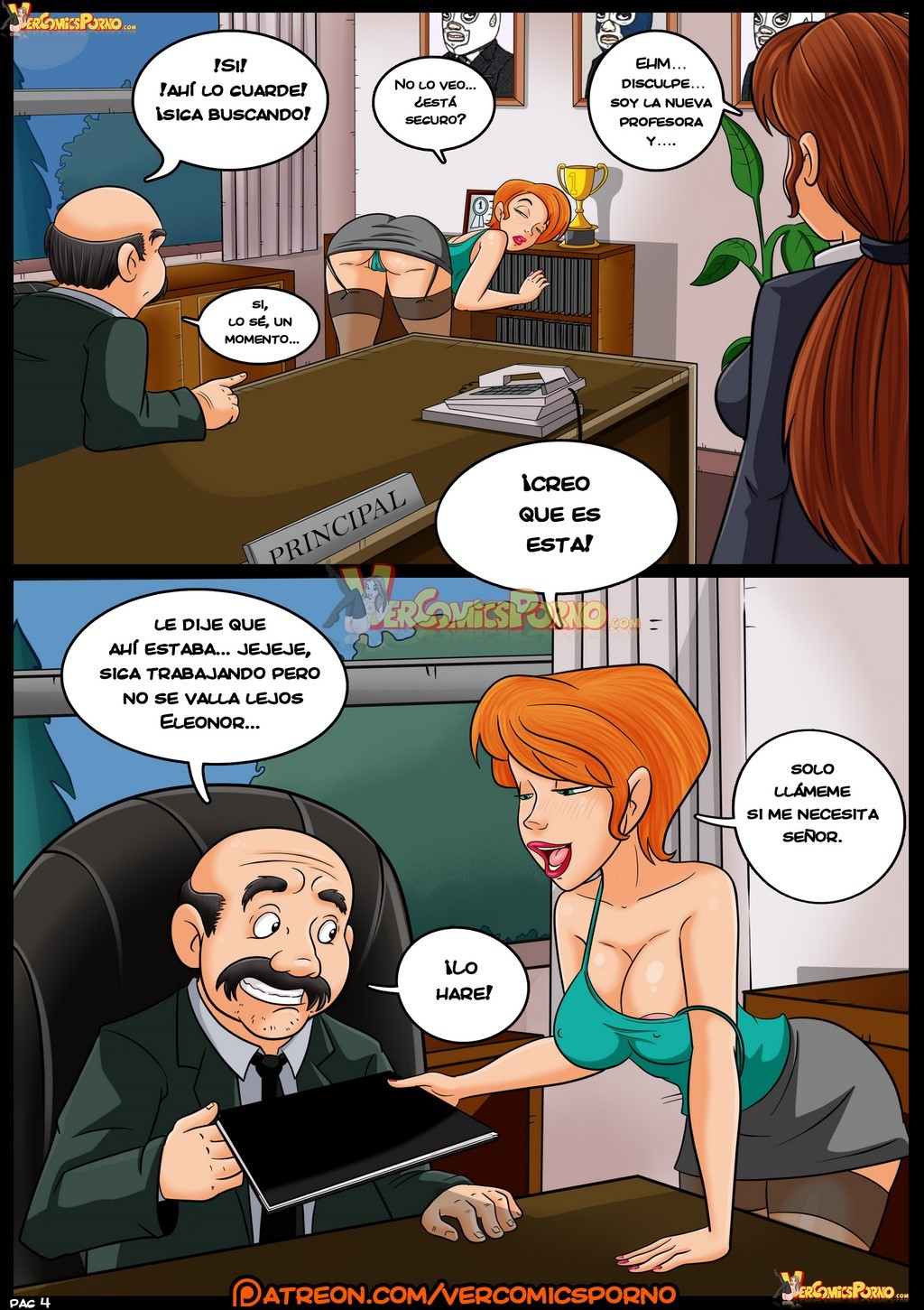 Crónicas de Valery: Chapter 1 - Page 5