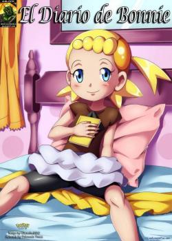 El Diario de Bonnie -Pokemon