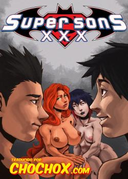 Super Sons XXX – Teen Titans