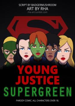 Young Justice: Supergreen